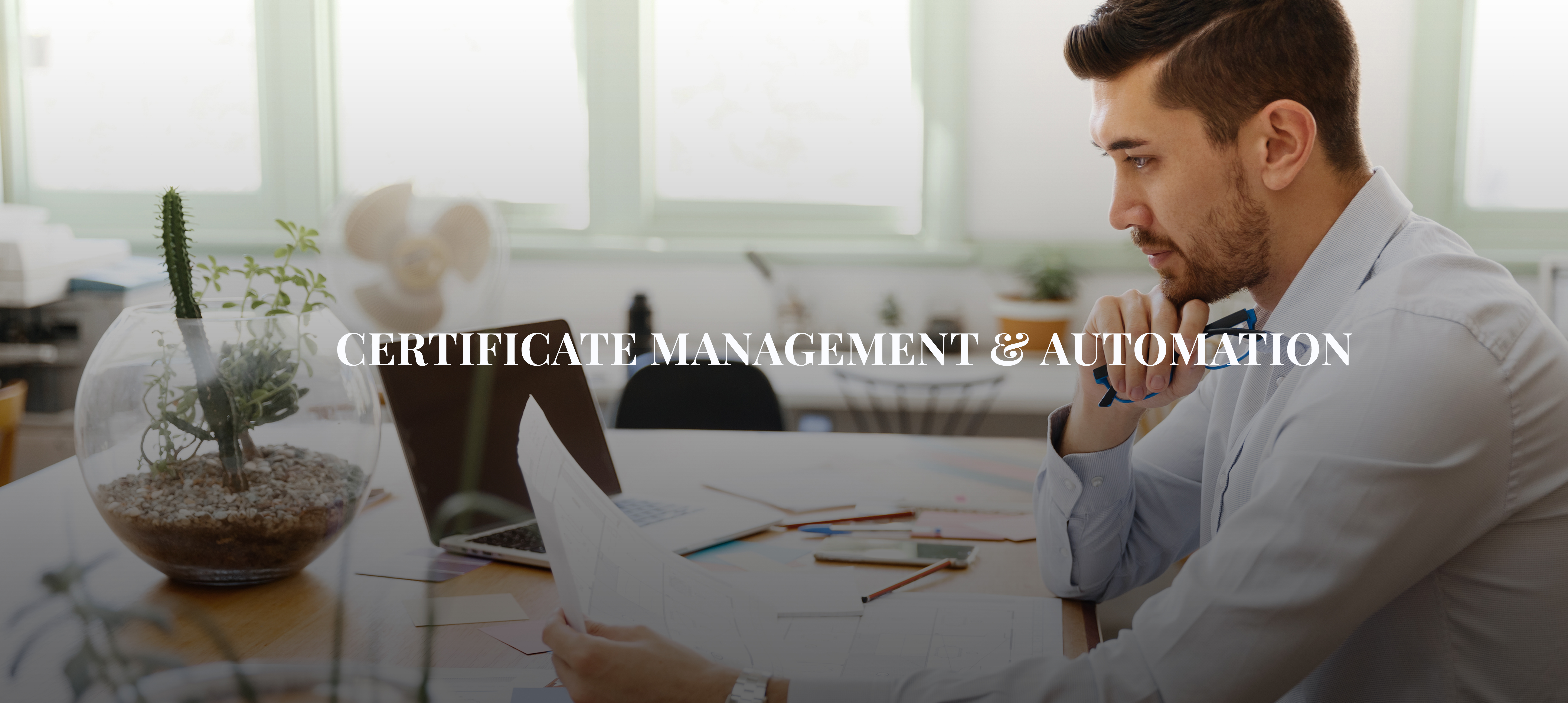 Certificate Management and Automation at DDH Tax