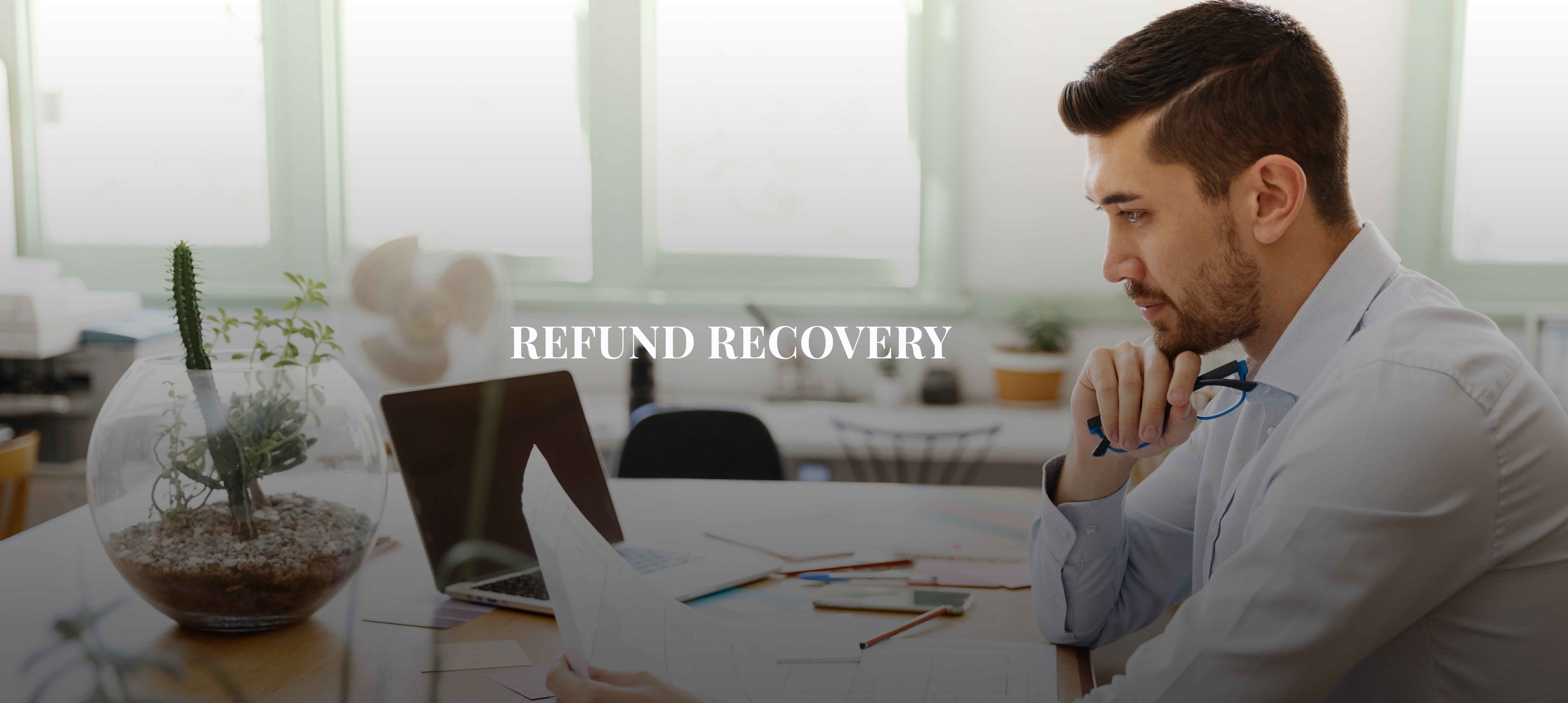 Sales Tax Refund Recovery at DDH Tax