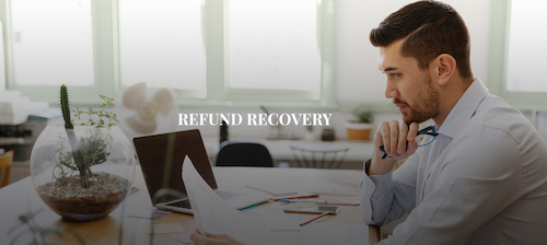 Tax Refund Recovery Services